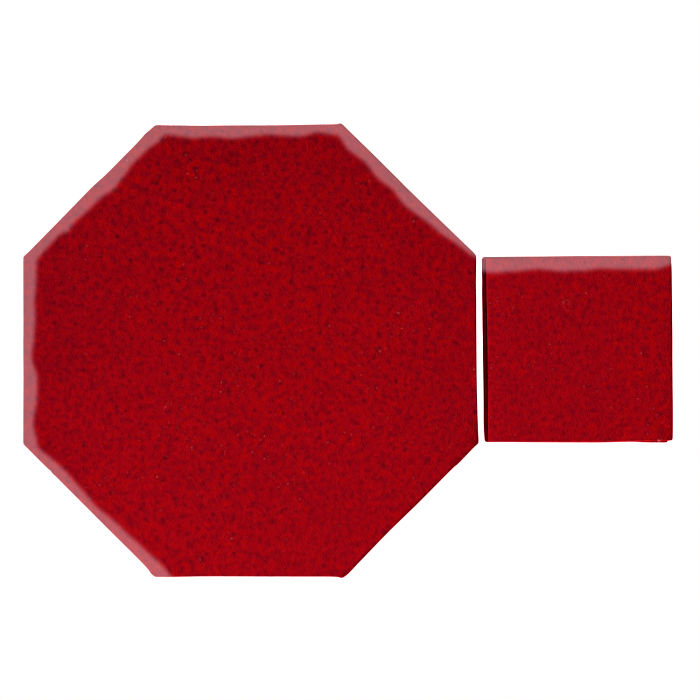 12x12 Monrovia Octagon Set Cadmium Red 202c