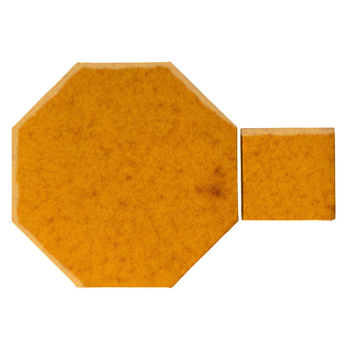12x12 Monrovia Octagon Set Cadmium Yellow
