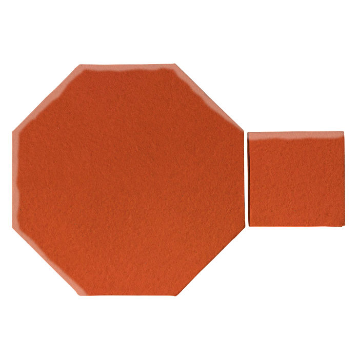 12x12 Monrovia Octagon Set Hazard Orange
