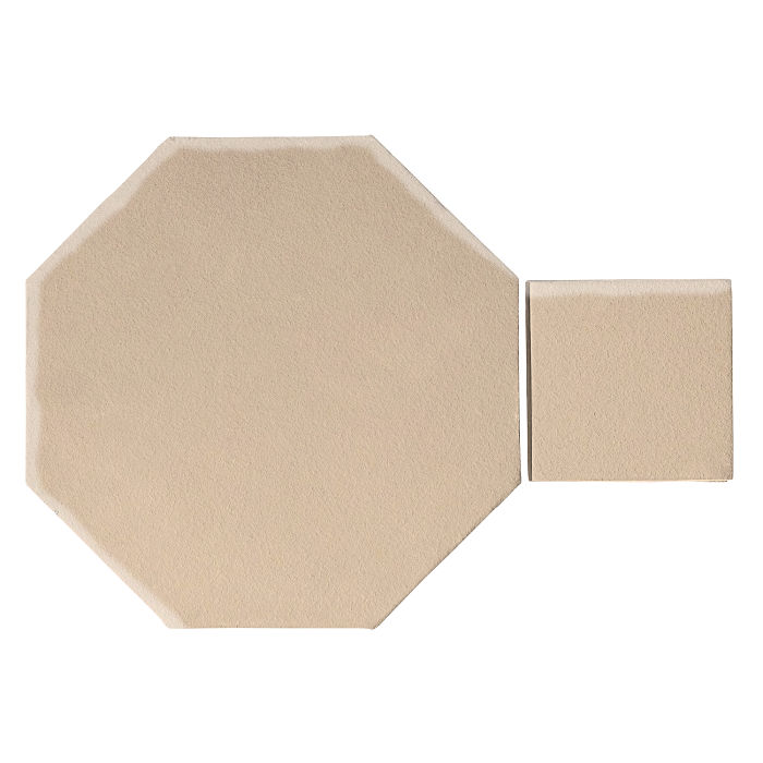 12x12 Monrovia Octagon Set White Bread 7506c