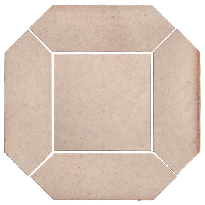 4x12 Monrovia Picket Set (2 Pcs 4x12 Monrovia Picket and 1 Pc 8x8 Monrovia) Alabaster CG1u