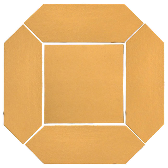 4x12 Monrovia Picket Set (2 Pcs 4x12 Monrovia Picket and 1 Pc 8x8 Monrovia) Custard 7403u