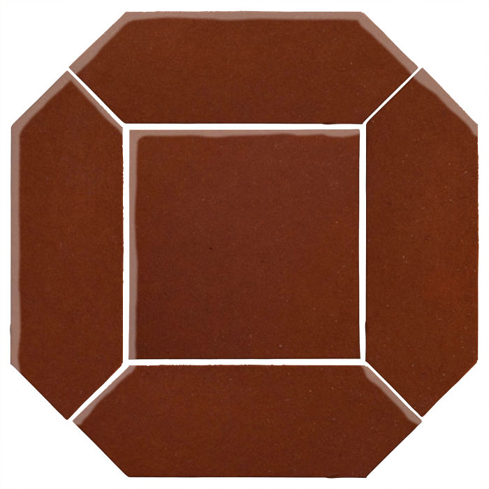 4x12 Monrovia Picket Set (2 Pcs 4x12 Monrovia Picket and 1 Pc 8x8 Monrovia) Mocha 7581c