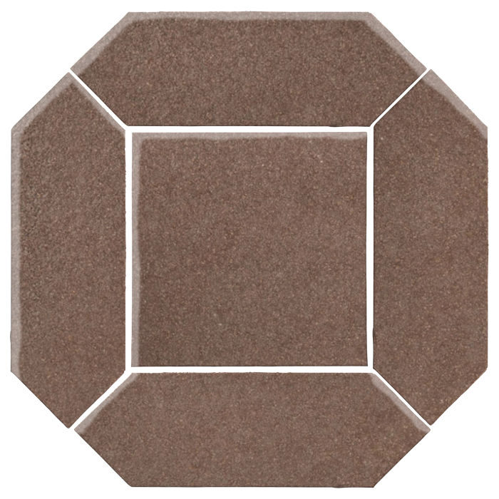 4x12 Monrovia Picket Set (2 Pcs 4x12 Monrovia Picket and 1 Pc 8x8 Monrovia) Suede 405c