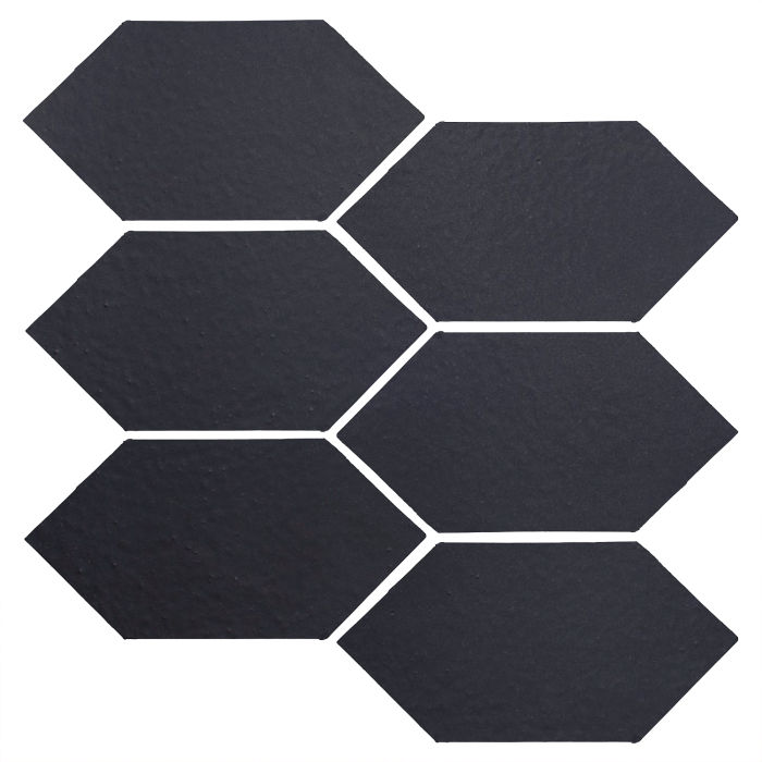 4x8 Monrovia Picket Black Diamond