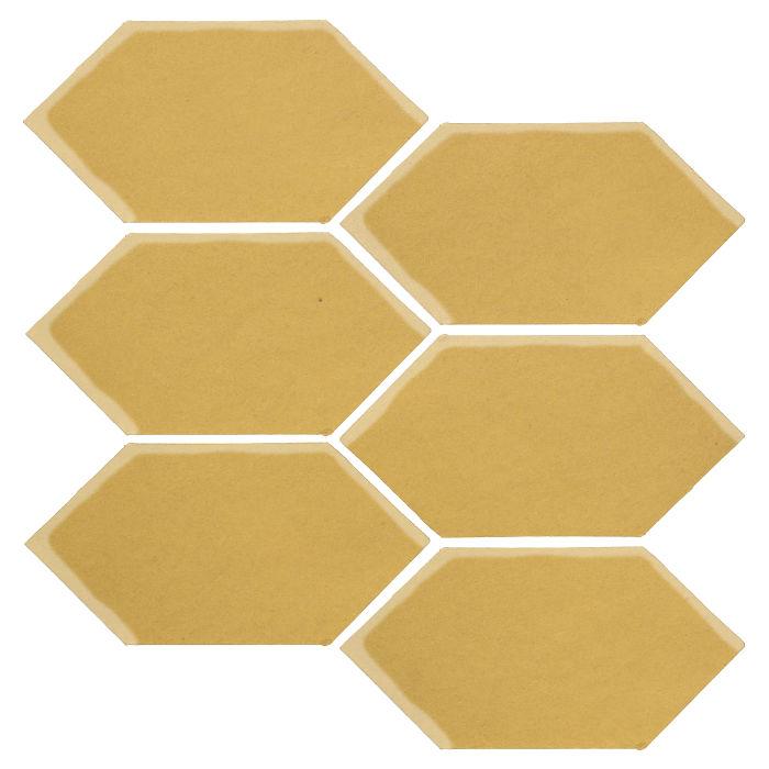 4x8 Monrovia Picket Gold Rush