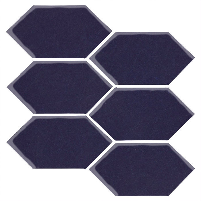 4x8 Monrovia Picket Midnight Blue 2965c