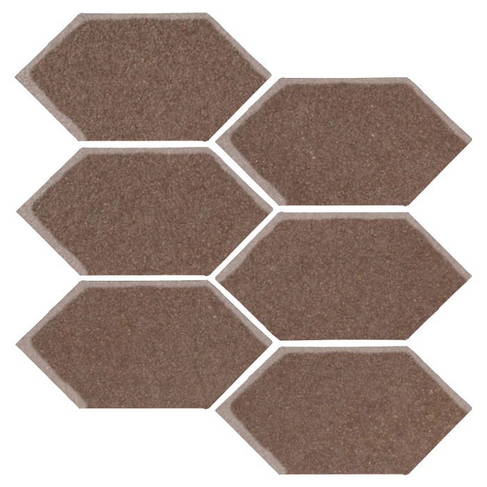 4x8 Monrovia Picket Suede 405c