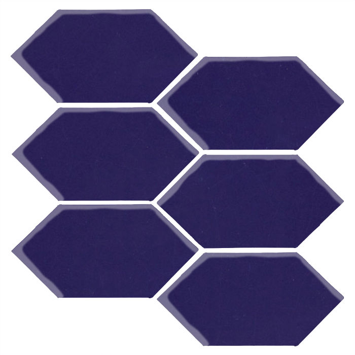 4x8 Monrovia Picket Ultramarine 2758c