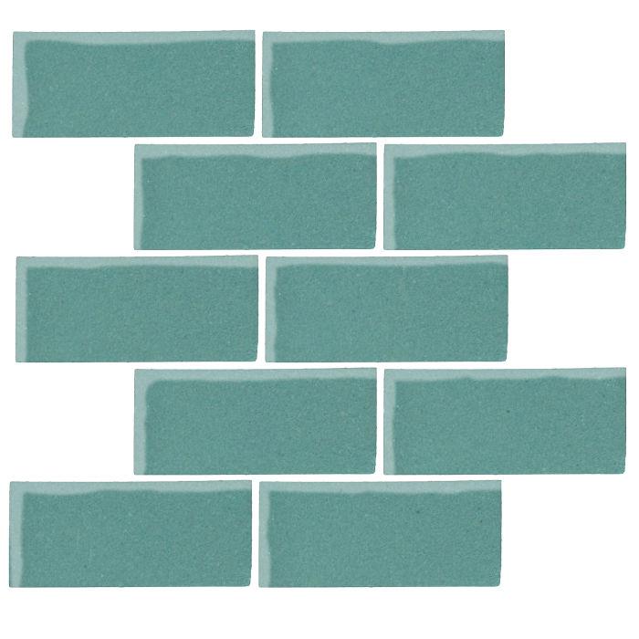 3x6 Monrovia Blue Haze 7458c
