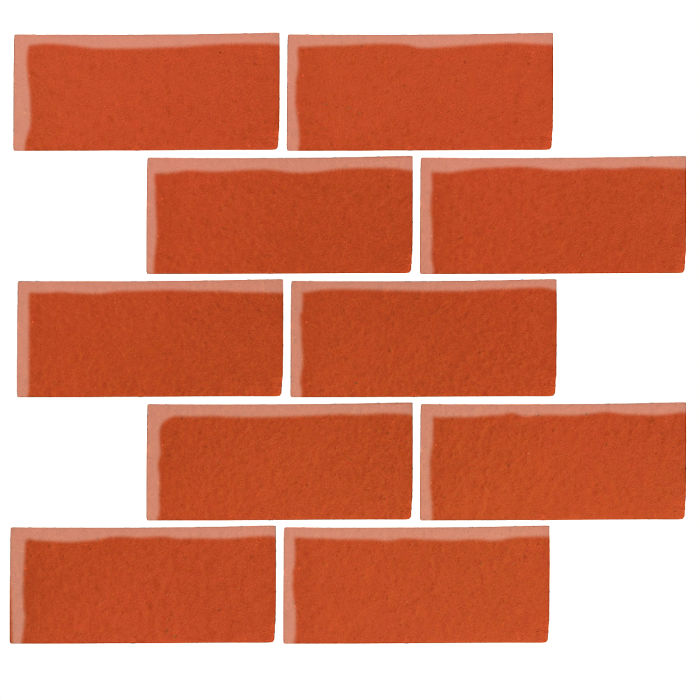 3x6 Monrovia Hazard Orange