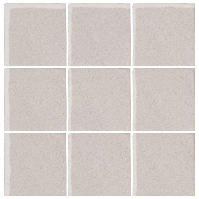 3x3 Monrovia Pure White