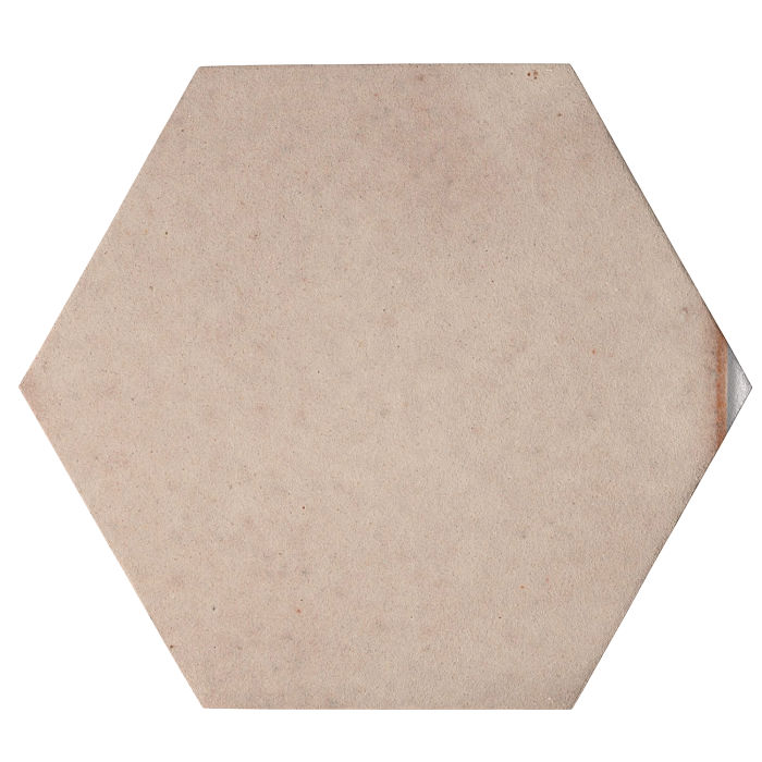 12x12 Oleson Hexagon Alabaster CG1u