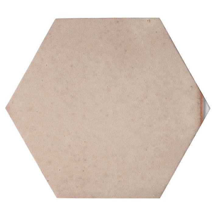 12x12 Oleson Hexagon Alabaster CG1u
