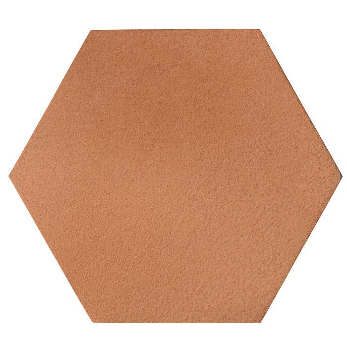 12x12 Oleson Hexagon Beechnut