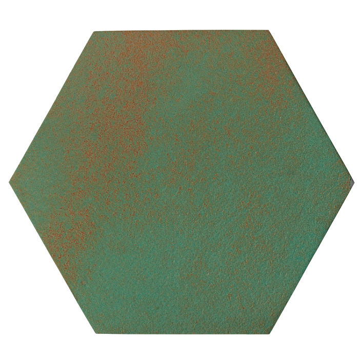 12x12 Oleson Hexagon Copper