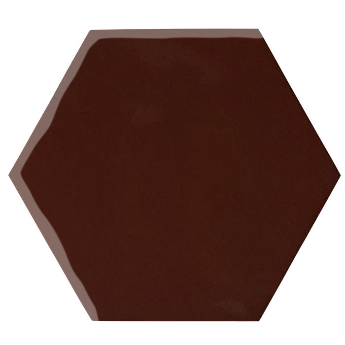 12x12 Oleson Hexagon Cordovan 476c
