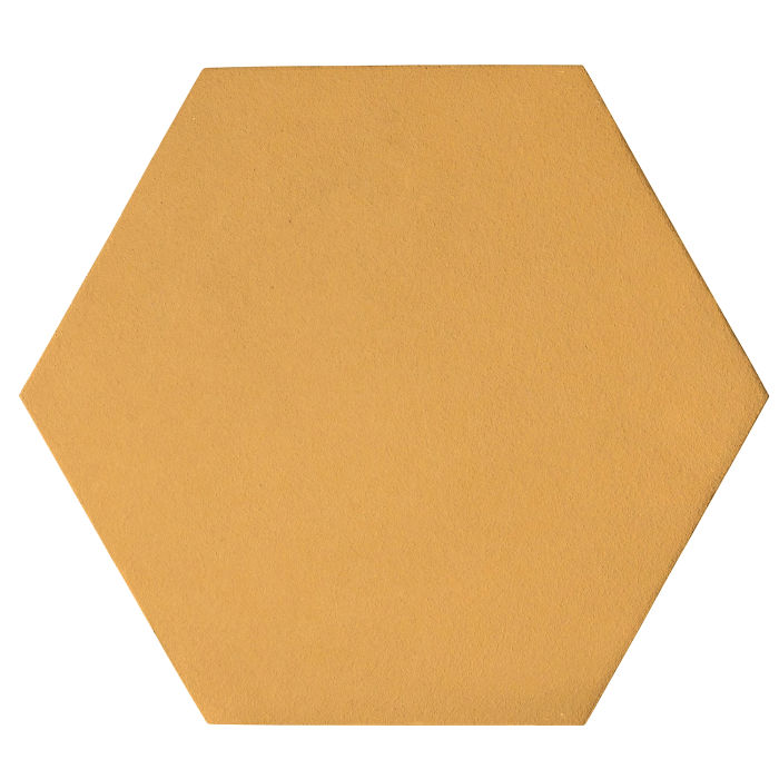 12x12 Oleson Hexagon Custard 7403u