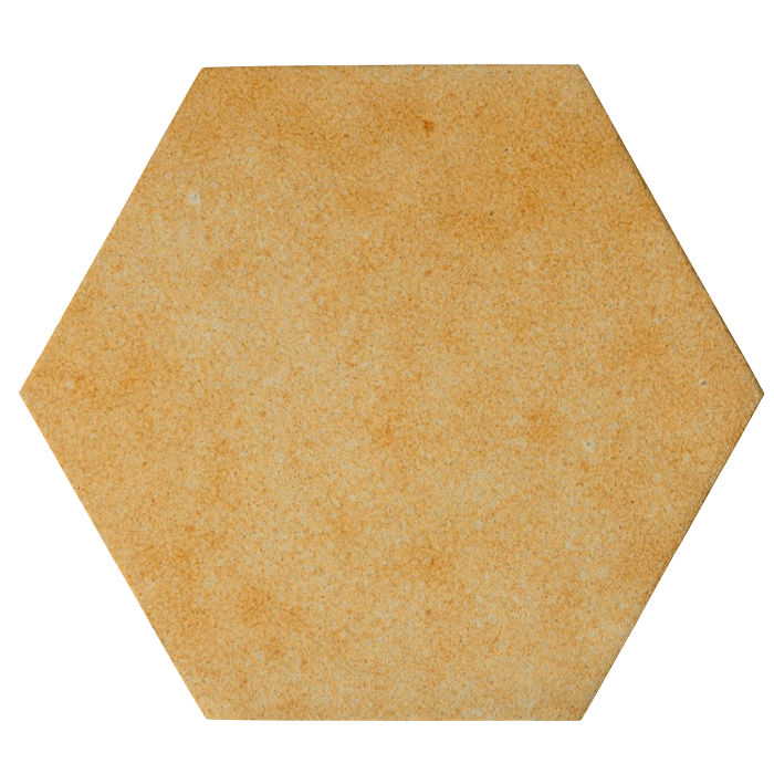12x12 Oleson Hexagon Deli Mustard 7551u