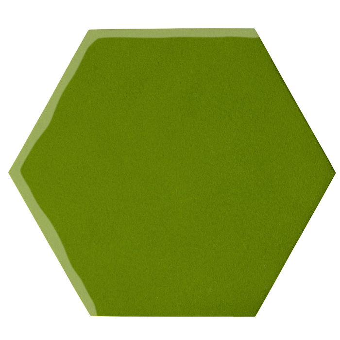 12x12 Oleson Hexagon Jalapeno 7741c