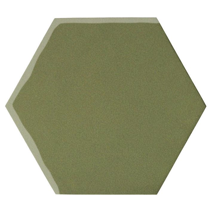 12x12 Oleson Hexagon Kelp 5615c