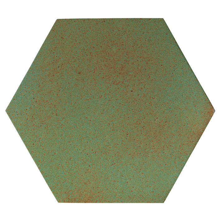 12x12 Oleson Hexagon Light Copper