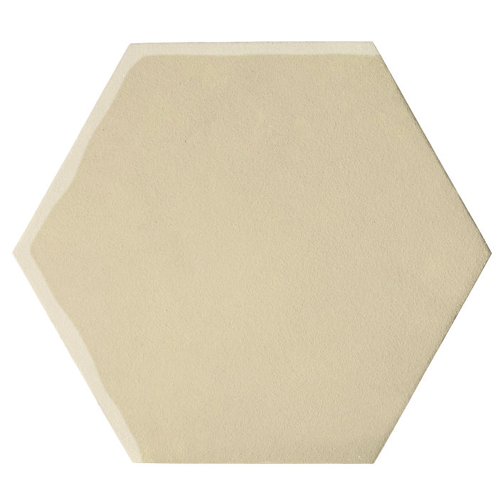 12x12 Oleson Hexagon Light Lemon 7499c