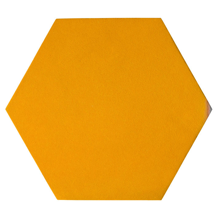 12x12 Oleson Hexagon Mandarin 129u