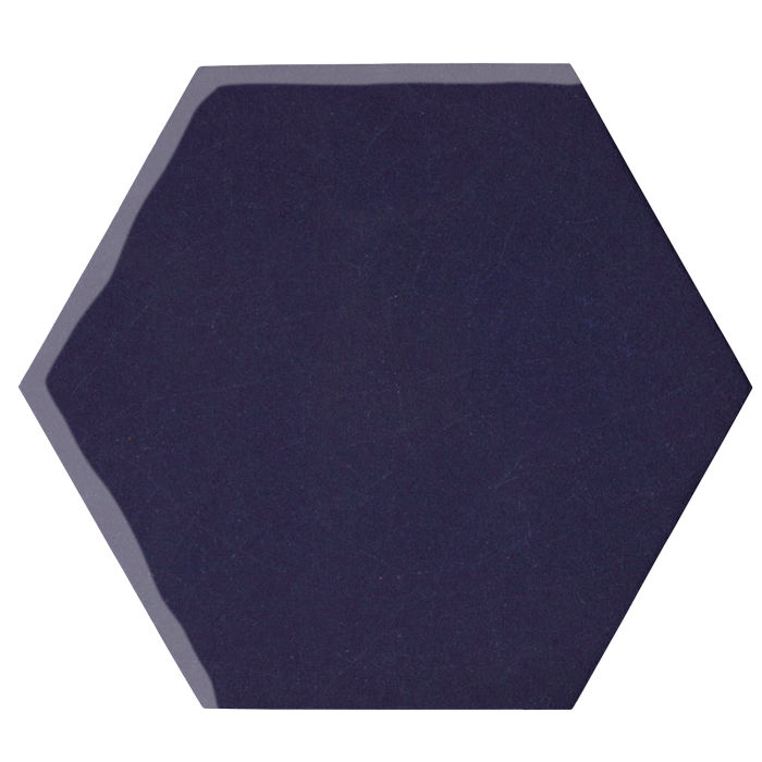 12x12 Oleson Hexagon Midnight Blue 2965c