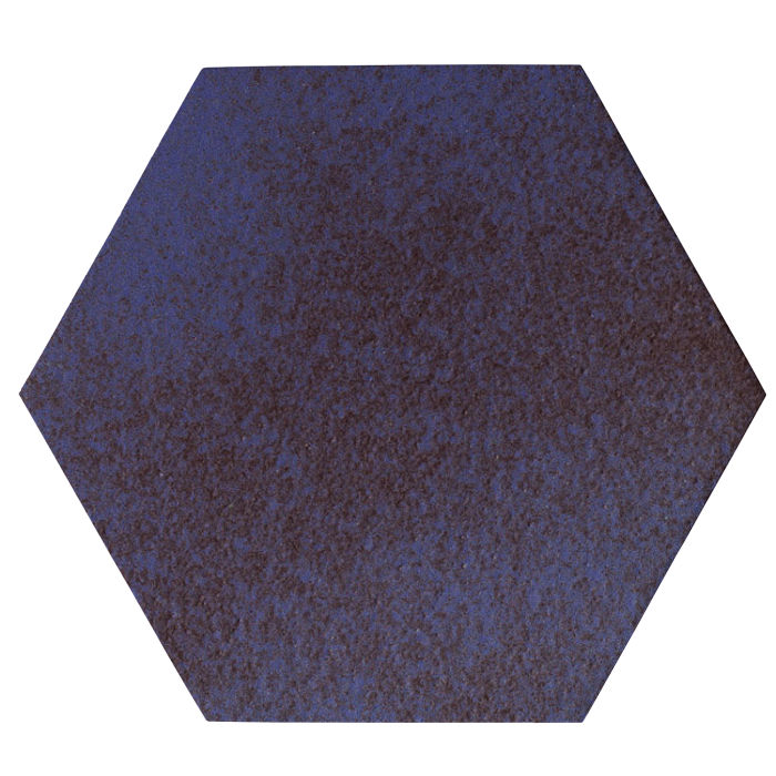 12x12 Oleson Hexagon Persian Blue