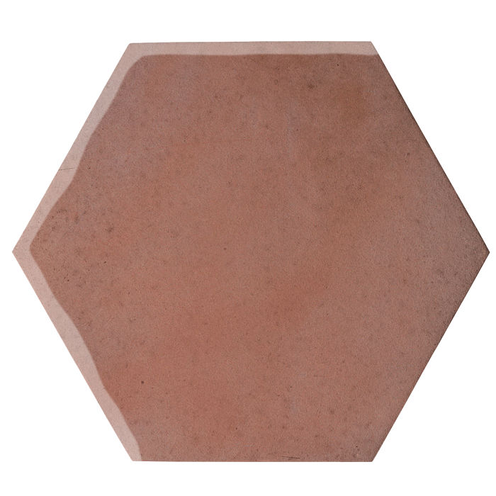 12x12 Oleson Hexagon Plum 5115c
