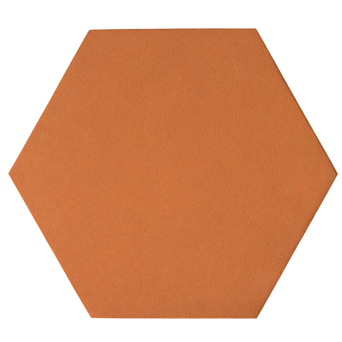 12x12 Oleson Hexagon Pottery Brown 470u