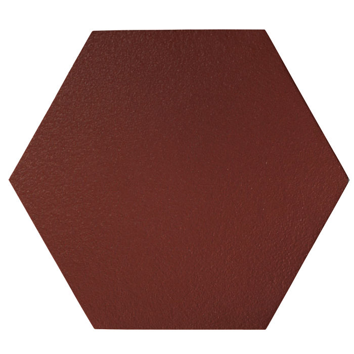 12x12 Oleson Hexagon Pueblo Red