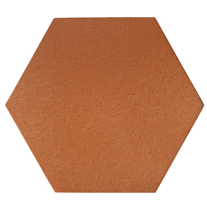 12x12 Oleson Hexagon Red Iron