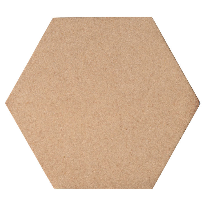 12x12 Oleson Hexagon Shiitake 466u