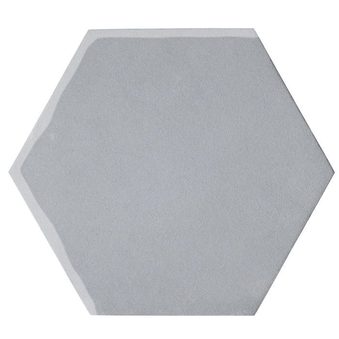 12x12 Oleson Hexagon Silver Shadow