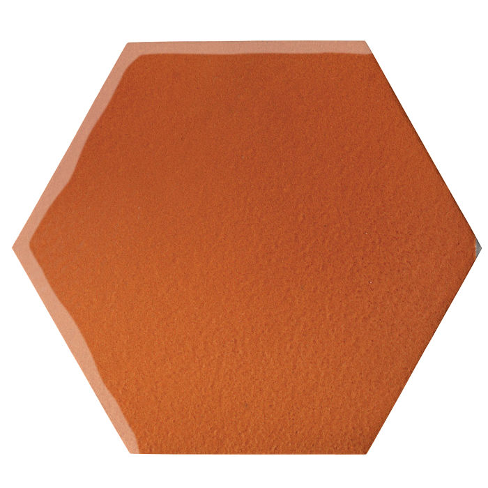 12x12 Oleson Hexagon Spanish Brown