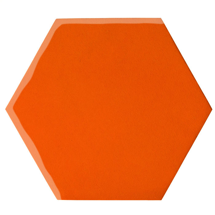 12x12 Oleson Hexagon Sunset 1585c