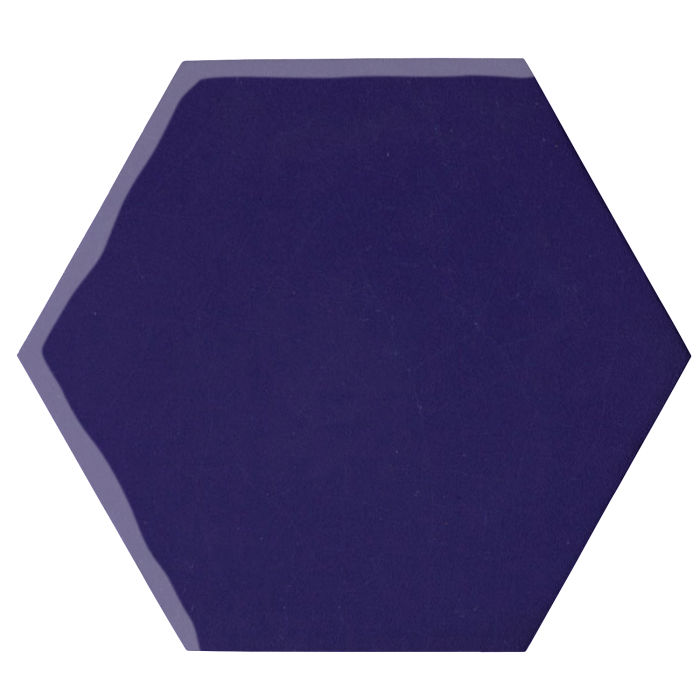 12x12 Oleson Hexagon Ultramarine 2758c