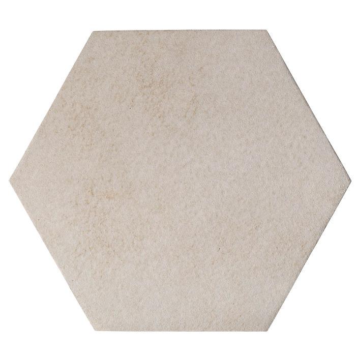12x12 Oleson Hexagon Walnut Spice