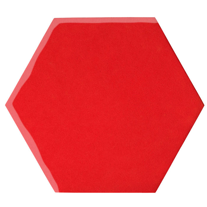 12x12 Oleson Hexagon Watermelon 7619c