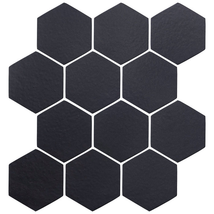 4x4 Oleson Hexagon Black Diamond