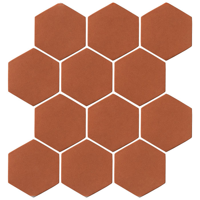 4x4 Oleson Hexagon Chocolate Bar 175u