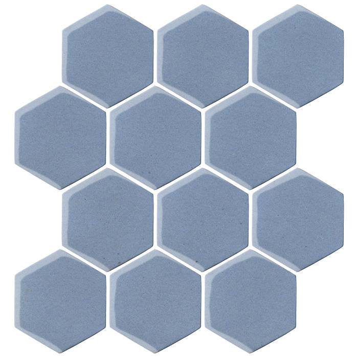 4x4 Oleson Hexagon Frost