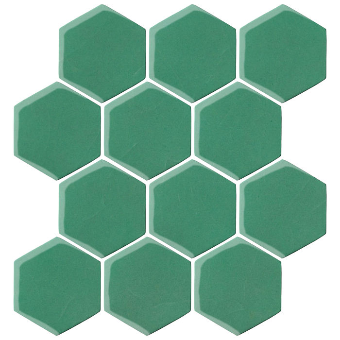 4x4 Oleson Hexagon Kale 7723c
