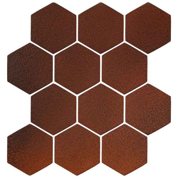 4x4 Oleson Hexagon Leather