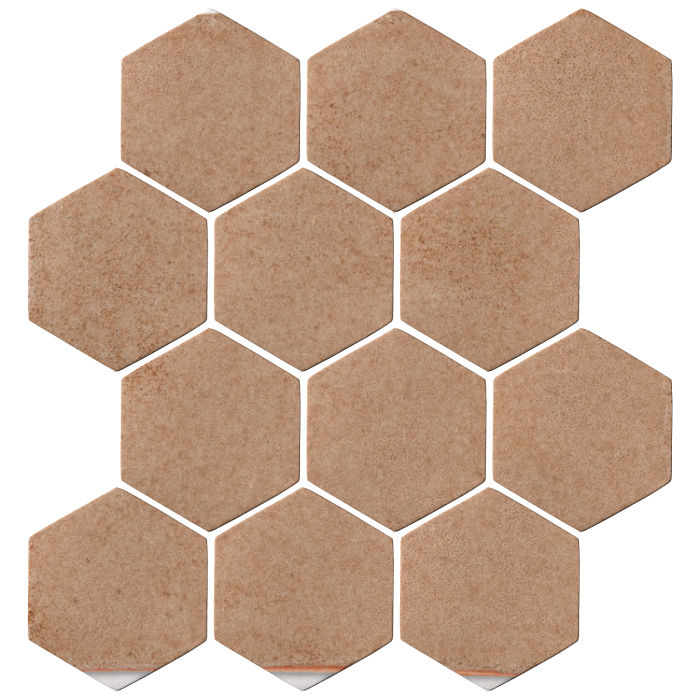 4x4 Oleson Hexagon Nut Shell 7504u