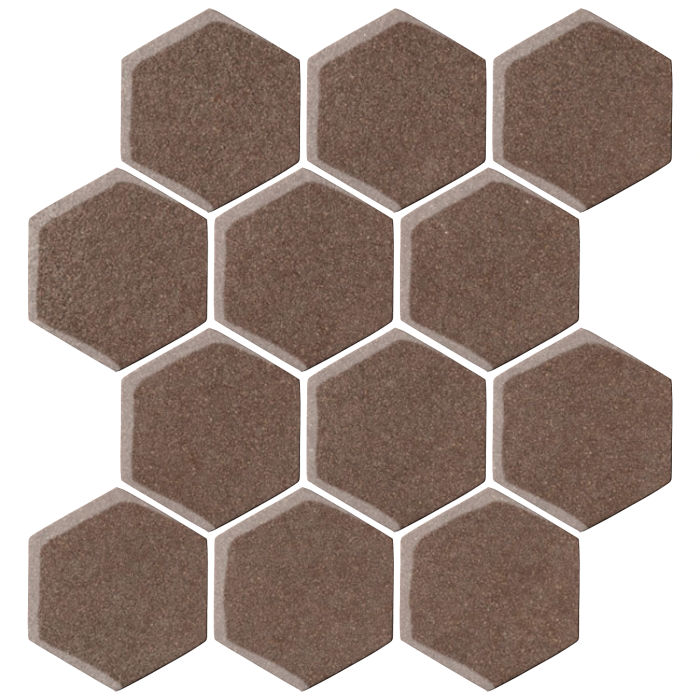4x4 Oleson Hexagon Suede 405c