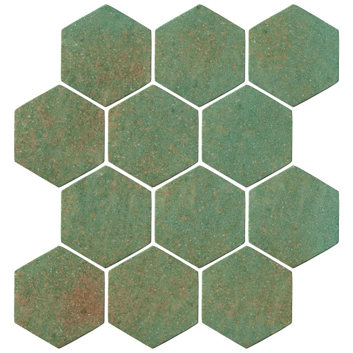 4x4 Oleson Hexagon Turtle 563u