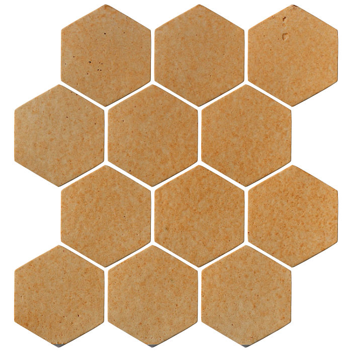 4x4 Oleson Hexagon Yellowstone